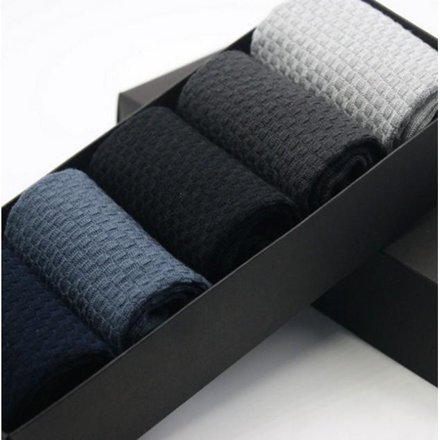 5-Pairs Men's Bamboo Socks 5 pairs