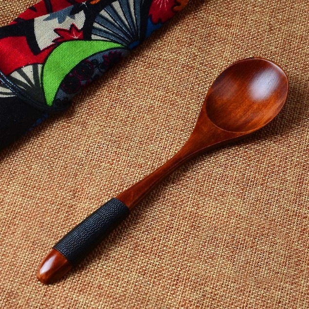 Bamboo Wooden Cooking Spoon