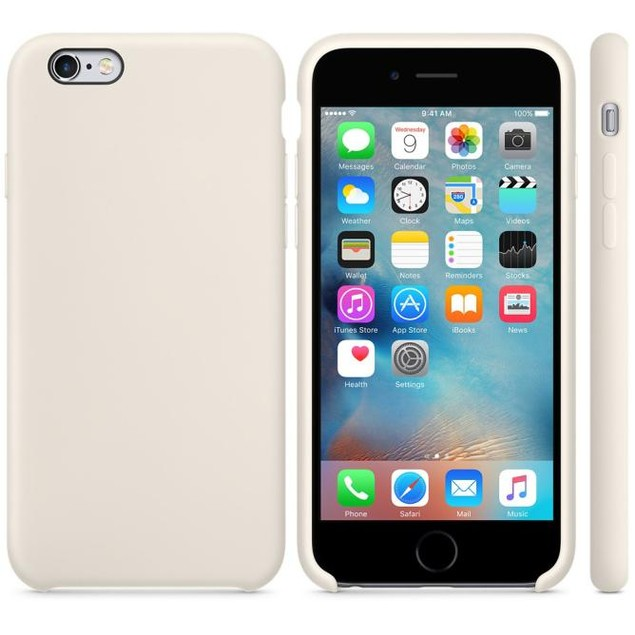 Luxury Fashion Ultra-thin Silicone Case Cover Skin For iPhone 6S/ 6 4.7inch