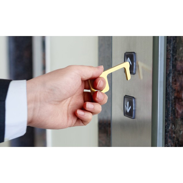 Stay Safe Touchless Door Opener