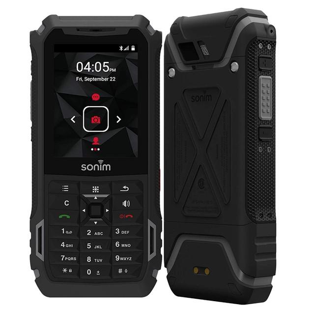 Sonim XP5s Ultra Rugged 16GB AT&T Unlocked (Black on Gray)
