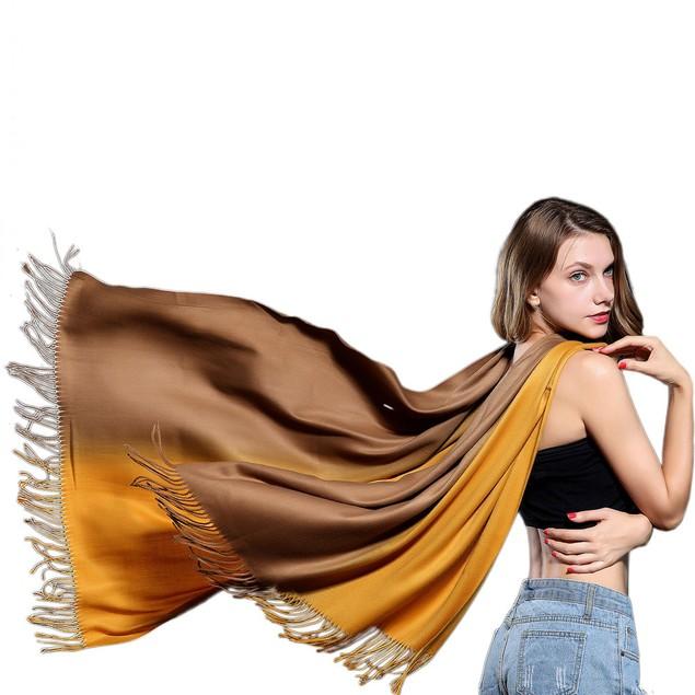 Fashion Womens Lady Multi-color Soft Scarves Long Wraps Shawl Scarf