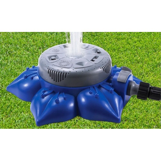 Big Boss Xhose Flower Shape 8 Spray Pattern Sprinkler