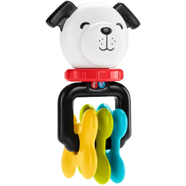Fisher-Price Puppy Pal Clackers