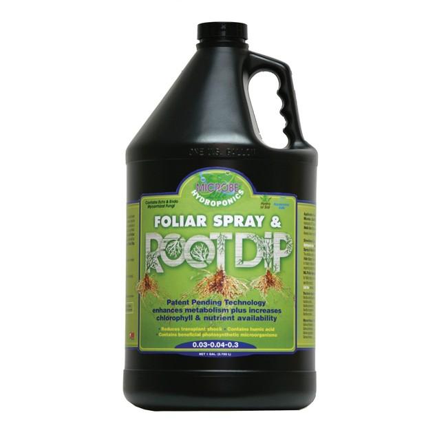 Microbe Life Foliar Spray & Root Dip, 1 qt