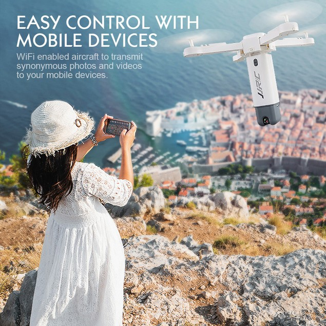 JRC H51 Fold Altitude Hold Quadcopter WiFi Selfie FPV 720P Camera Drone