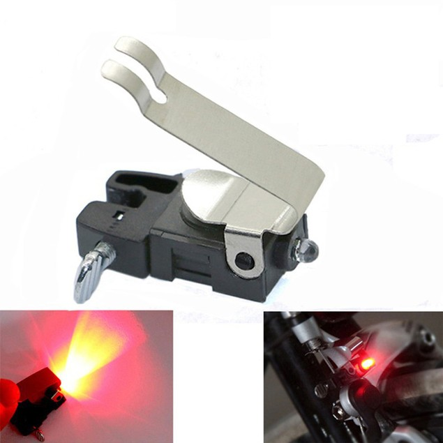 Bicycle Accessories For Bicycle Rear Taillights Brake Lights