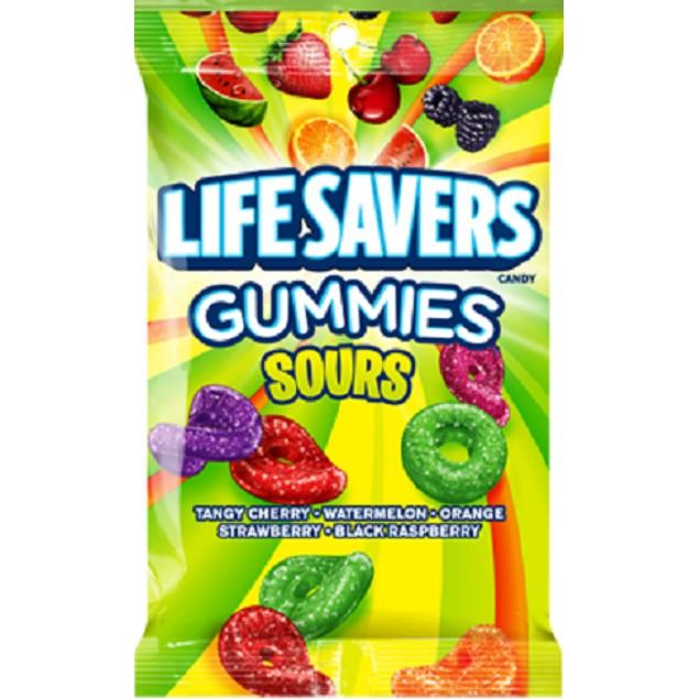 Lifesavers Gummies Sours Flavor Mix