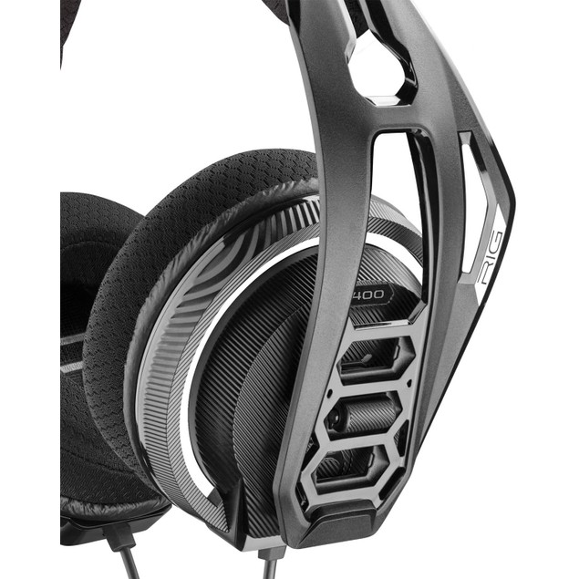 Plantronics RIG 400LX Gaming Headset for XBOX One, Missing LX1 Adapter