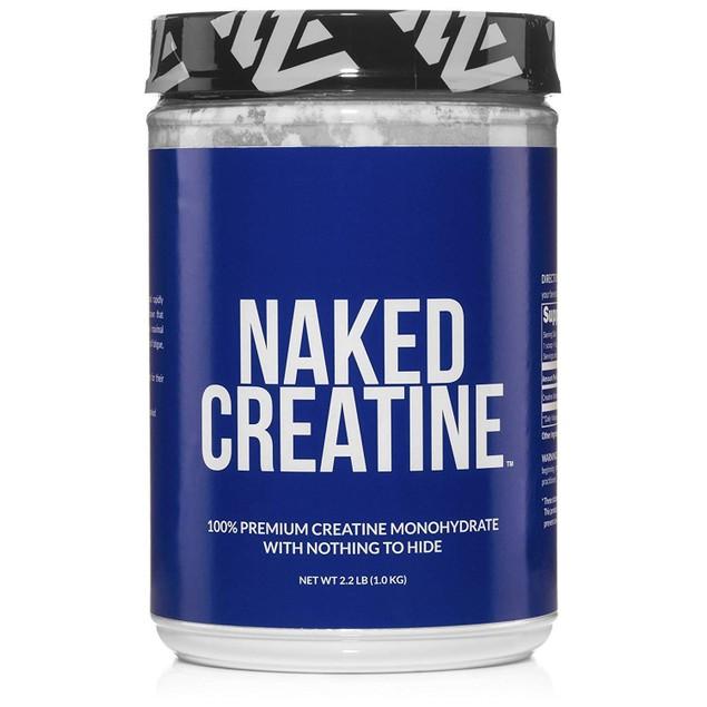 Pure Creatine Monohydrate 200 Servings 1,000 Grams, 2.2Lb Bulk