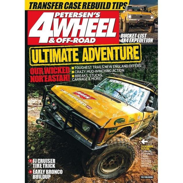 4 Wheel & Off Road Magazine Subscription