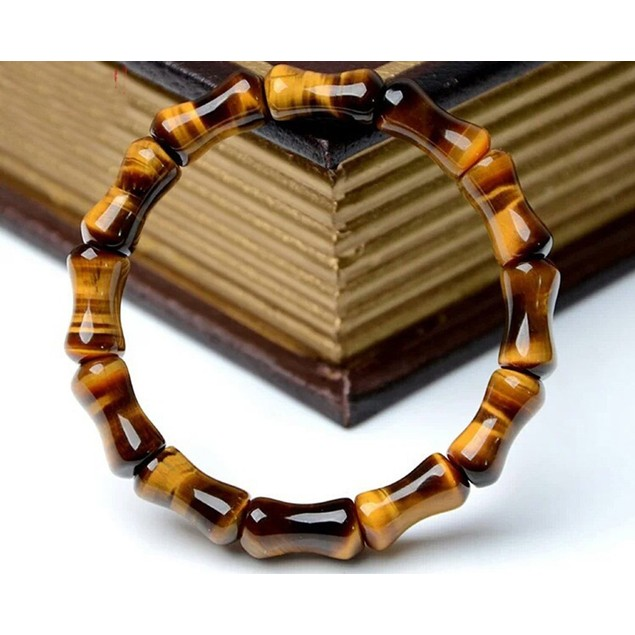 Novadab Tiger Eye Pattered Bangle