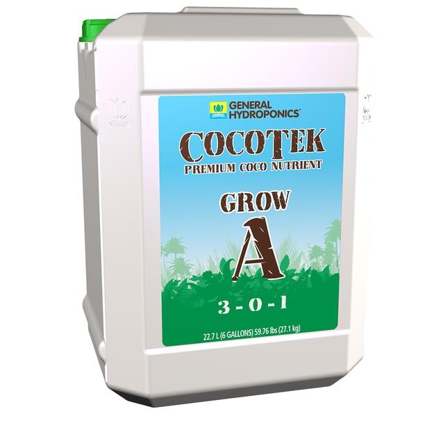 GH CocoTek Grow A, 6 gal