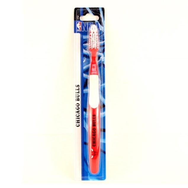 Chicago Bulls NBA Toothbrush