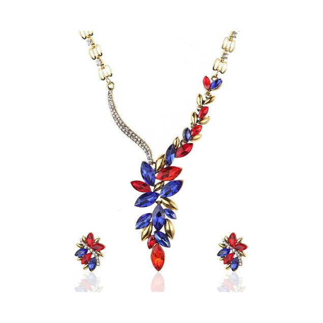 Novadab Princess Necklace Set