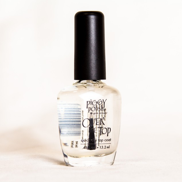 2-pack Piggy Polish Stay Covered Top & Base Coat