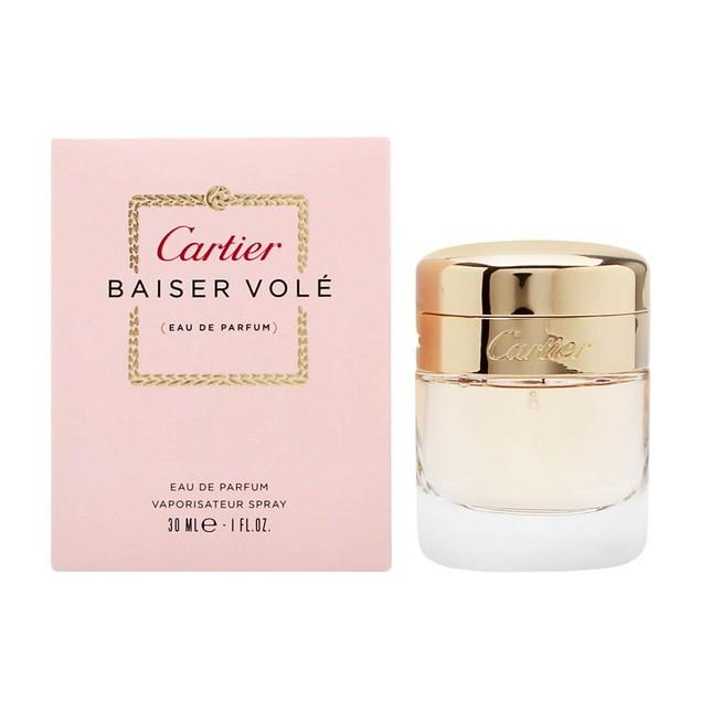 Cartier Baiser Vole Eau de Parfum Spray, Perfume for Women, 1.0 Fl. Oz.