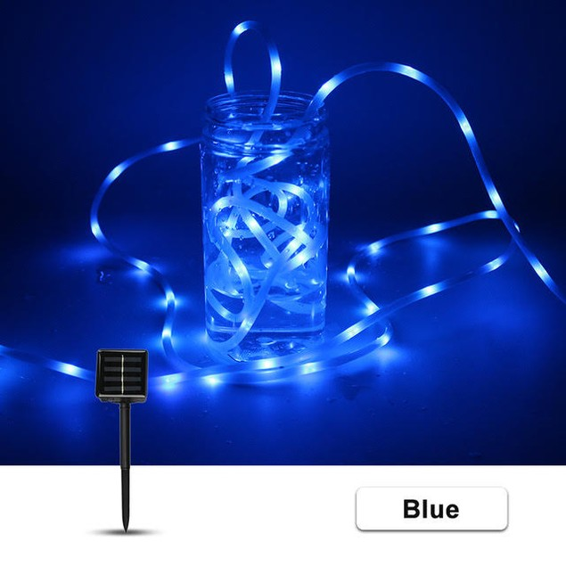 Waterproof Solar Powered LED Lights