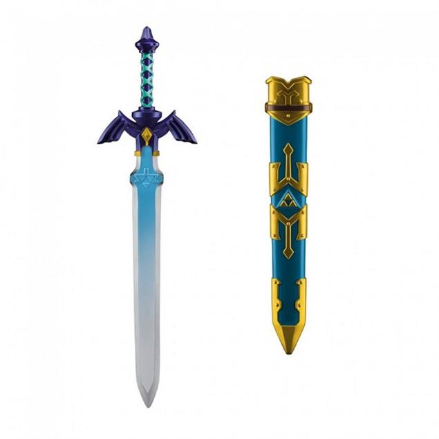 The Legend Of Zelda Sword And Scabbard Licensed Costume Prop Link Nintendo