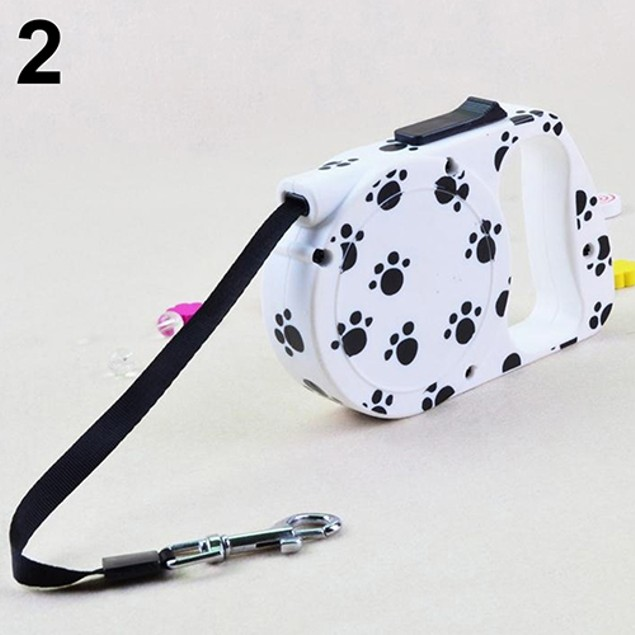 Automatic Retractable Pet Dog Traction Rope Walking Harness Lead Leash