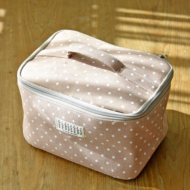 Beauty Travel Cosmetic Bag Girl Multifunction Makeup Pouch