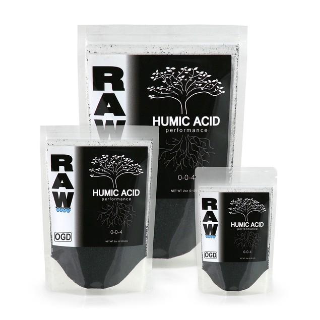 RAW Humic Acid, 8 oz