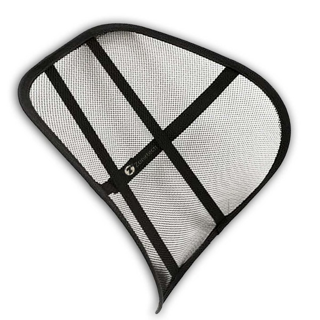 Zone Tech Mesh Office Chair & Car Seat Lumbar Back Posture Support
