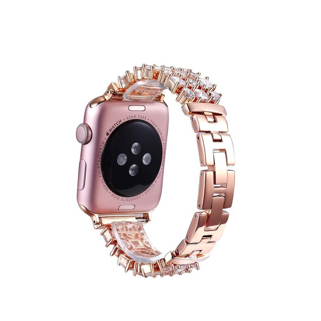 iPM Rhinestone Link Band for Apple Watch