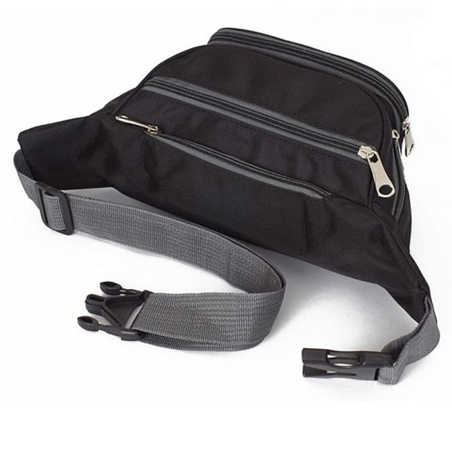 Sport Fanny Pack/Crossbody Shoulder Bag - Assorted Colors