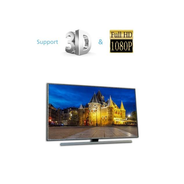 4K2K 4x1 HDMI Switcher w/ Picture-in-Picture (PiP) Wireless Remote Control