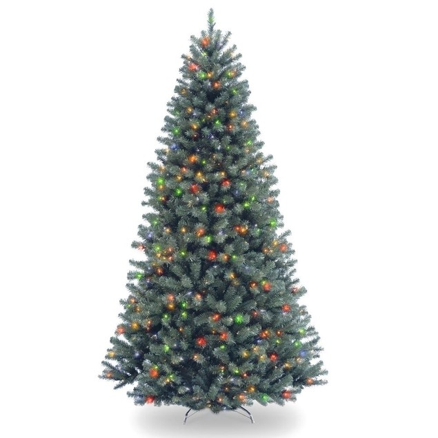 Multicolored Christmas Decoration Lights