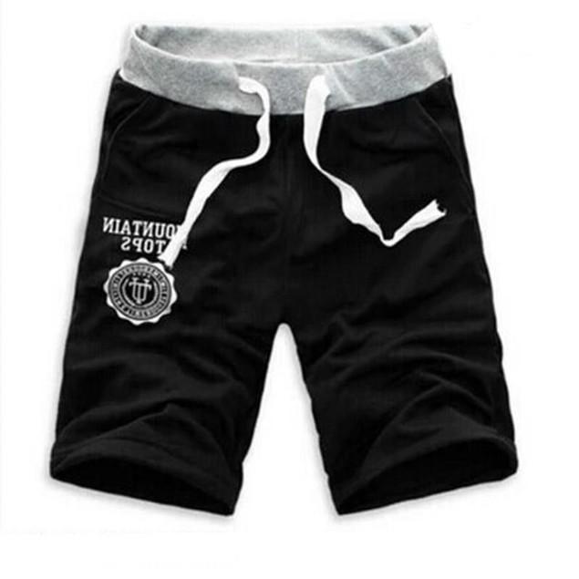 Men's Shorts Five-Point Beach Pants