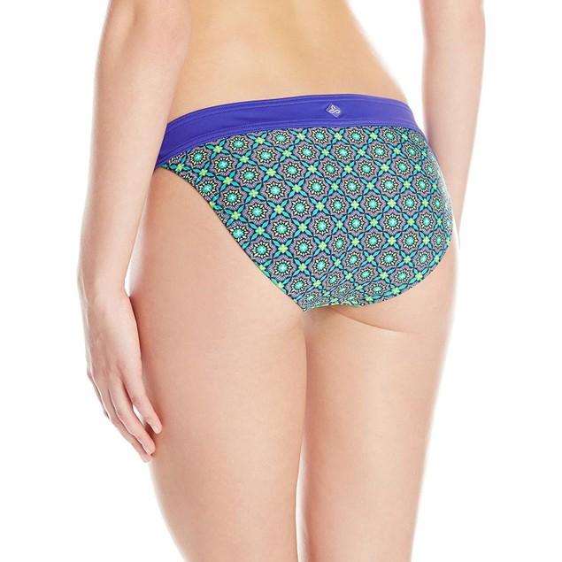 prAna Living Women's Saba Bottom, Cool Green Hyannis, X-Small