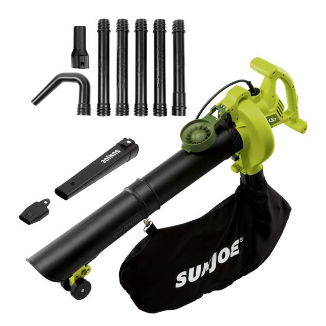 Sun Joe 4-in-1 Electric Blower