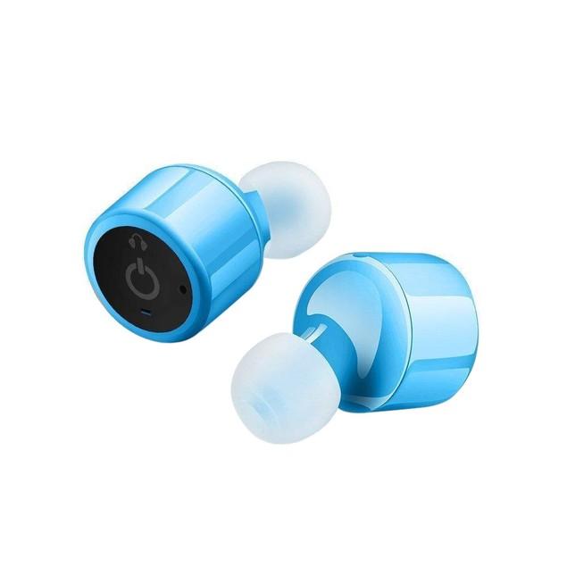 Mini True Wireless Bluetooth Twins Stereo In-Ear Headset Earphone