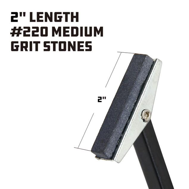 "Powerbuilt 3 Arm Disc Brake Cylinder Hone 1-1/4"" to 3-1/2"" - 648631"