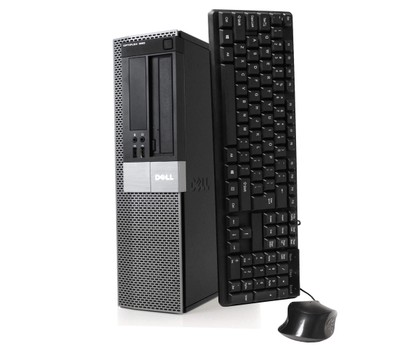 Dell 980 Desktop Intel i5 8GB 500GB HDD Windows 10 Home Was: $334.99 Now: $129.99.