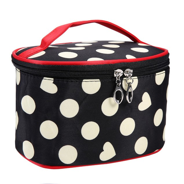 Dot Series Portable Cosmetic Bag