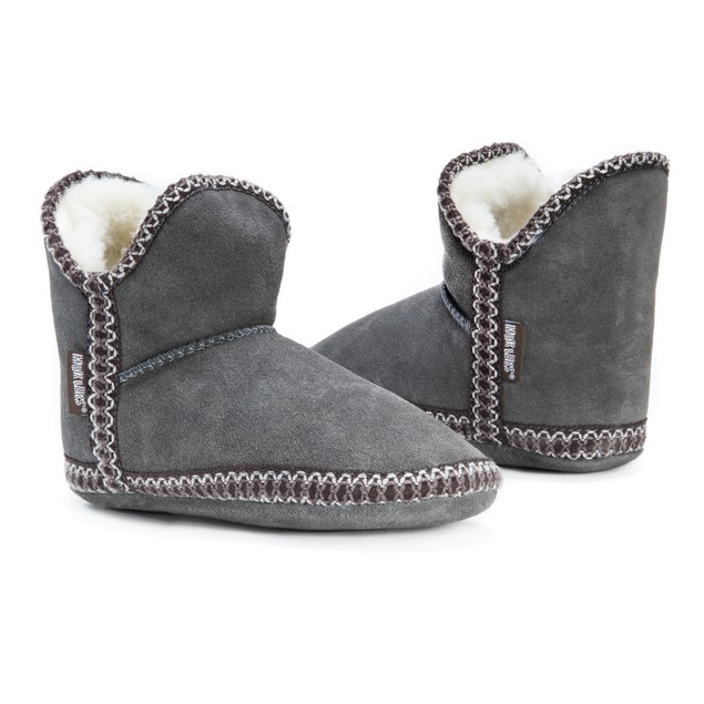 MUK LUKS® Maddy Suede Slippers