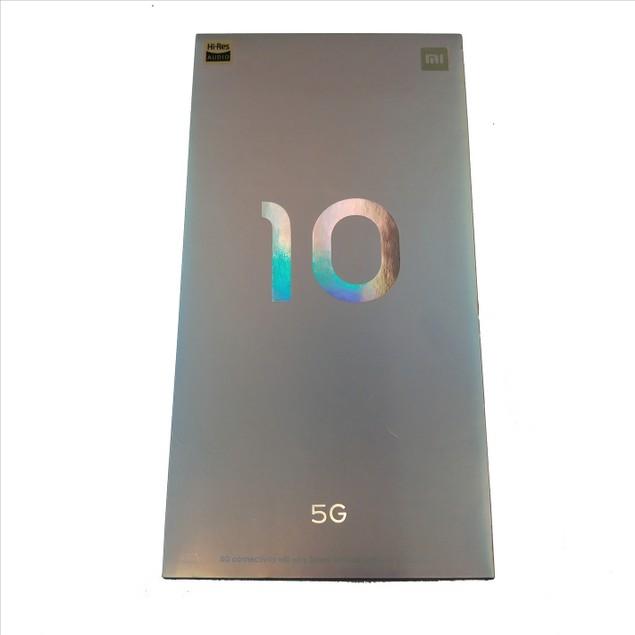 Xiaomi Mi 10 128GB Single SIM 6.67 in 8GB RAM GSM Only Phone - Coral Green