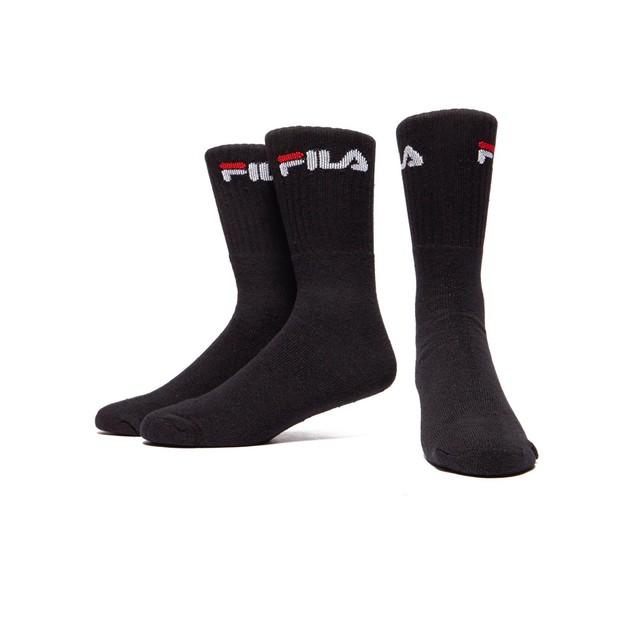6-Pairs Fila Men's Athletic Cushioned Crew Socks