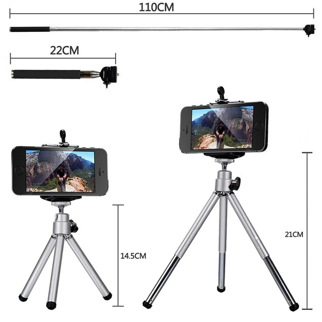 10 In 1 Smart Phone Lens And Selfie Bundle
