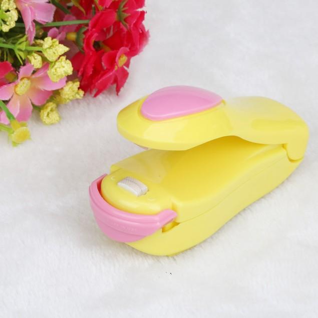 Portable Mini Heat Sealing Machine Impulse Sealer Seal Packing Plastic Bag