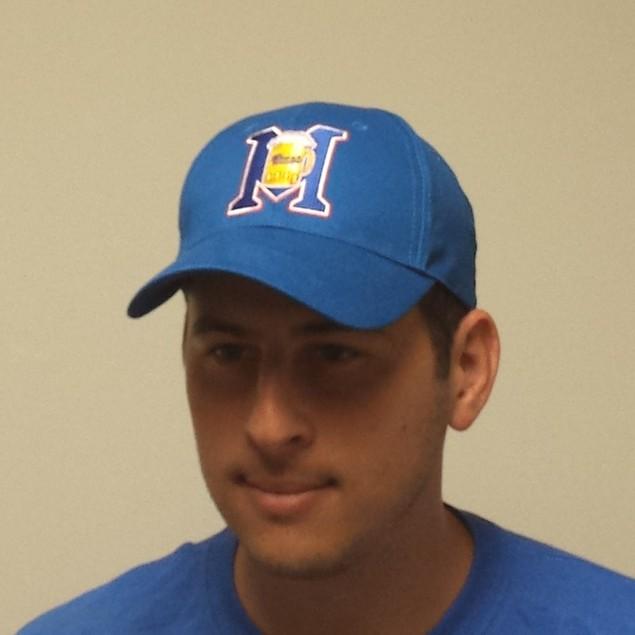 Milwaukee Beers Blue Baseball Cap