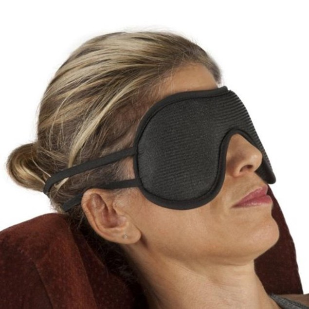 Bioflex Magnetic Nylon Eye Mask, 2 Magnetic Fields, Ideal for Sleeping,