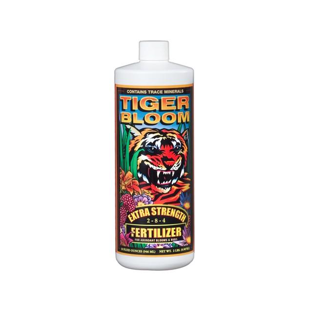 FoxFarm Tiger Bloom® Liquid Concentrate, 1 qt