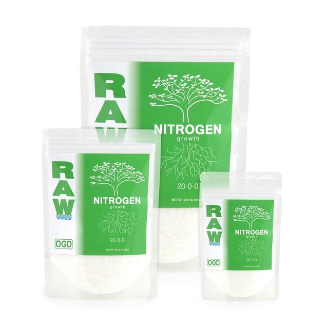 RAW Nitrogen, 8 oz
