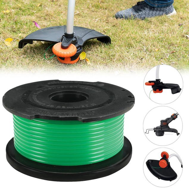 Trimmer Spool Line Weed Eater Garden Tools for Black Decker SF-080