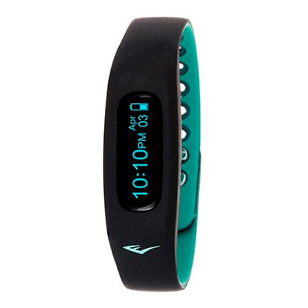 Everlast TR2 Bluetooth Wireless Activity Tracker With OLED Touchscreen