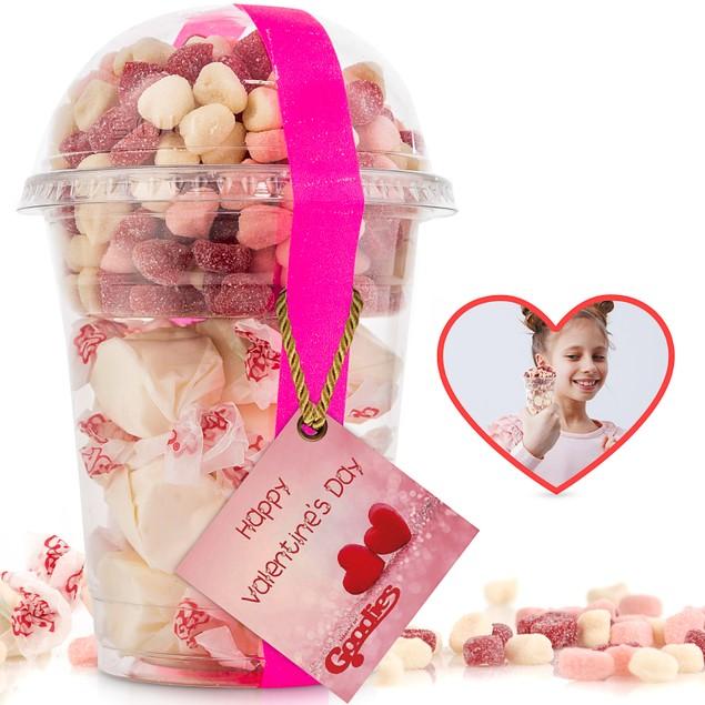 Sweet Treats - Taffy's Hearts or Dark Chocolate Pretzels & Sweet Candy Lips